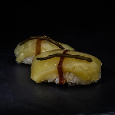 Raclette jambon fumé salicorne