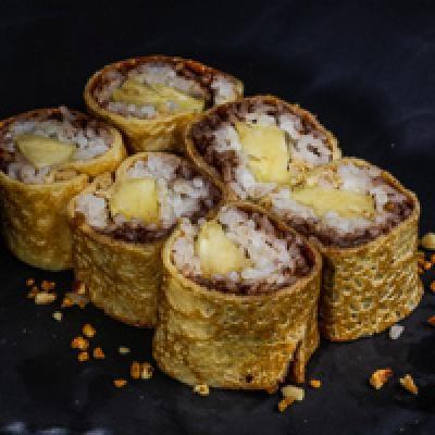 Maki Crêpe Choocacao ananas