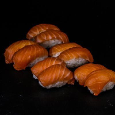 Sobo - 10 sushis saumon