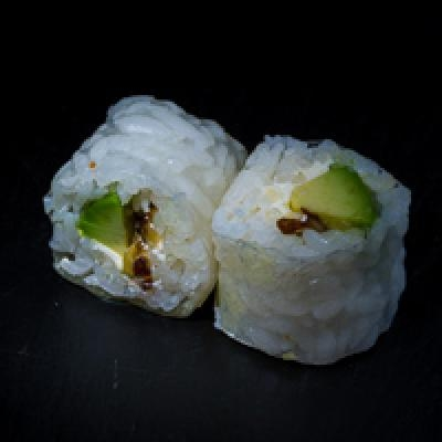 Spring ROLL 14 - Cheese, avocat, noix huile de truffe blanche